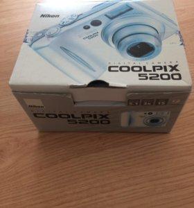 Nikon coolpix d5200
