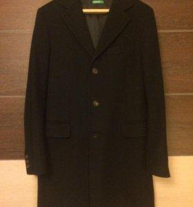 Пальто мужское Benetton