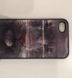 Продам чехол для телефона iPhone 4s