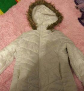 Куртка на теплую зиму или весну