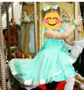 Платье  детское 👗🎉