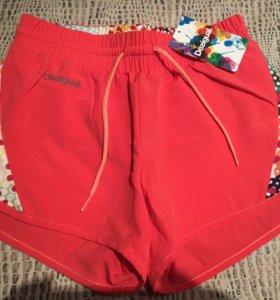 Новые пляжные шорты Desigual