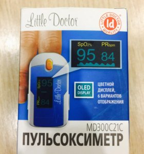 "Пульсоксиметр ""Little Doctor MD 300 C21C"