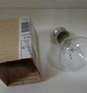 Лампа накаливание
