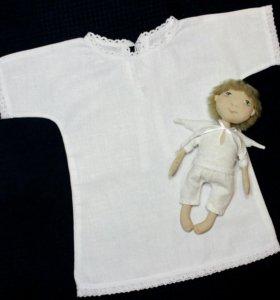 Крестильная рубашка Добромысл(новая)