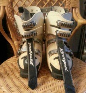 Горнолыжные ботинки rossignol, р-р 26,5