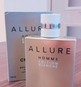 Парфюм Chanel Allure Homme Blanche