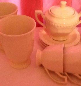 чайные и кофейные чашки