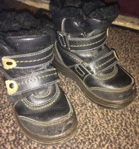 Ботинки зимние. Р24