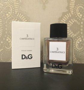 Dolce & Gabbana новая туалетная вода/духи