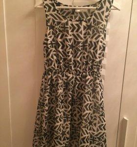 Платье кардиган h&m