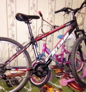 Продам велосипед ( скоростной 18)