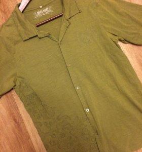 Мужская рубашка/поло ,размер S