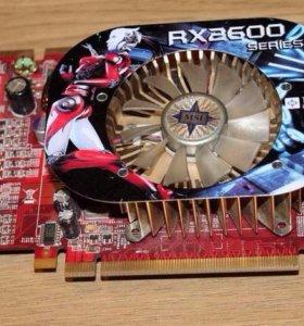 Видеокарта MSI RX2600XT - T2D256E/D3