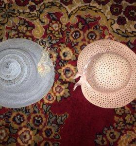 Детские шляпки 👒