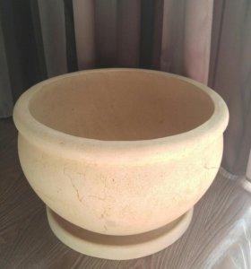 Напольная ваза( горшок) для цветов