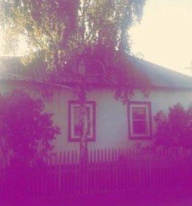 Продаю дом с участком 50 кв. м. 9 соток