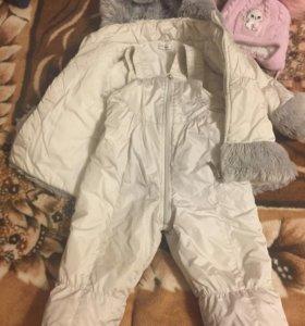 Детский зимний костюм wojcik baby