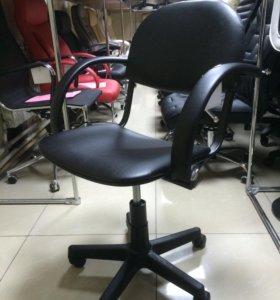Кресло офисное БК эко Черный