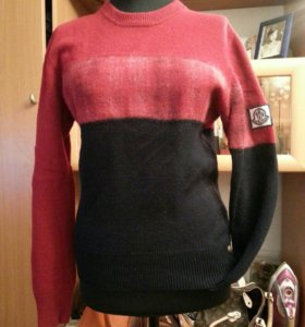мужской свитер moncler, оригинал