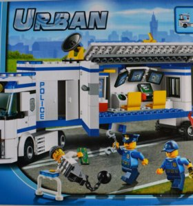 Лего Urban, новый товар