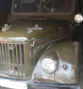 ГАЗ 69 2.1МТ, 1964, внедорожник