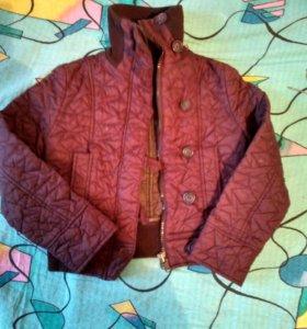 Курточка осень 8лет