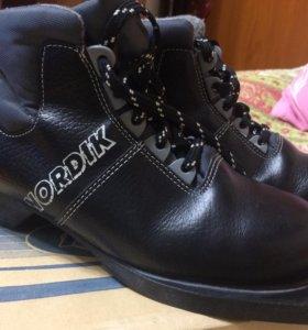 Ботинки лыжные NORDIK
