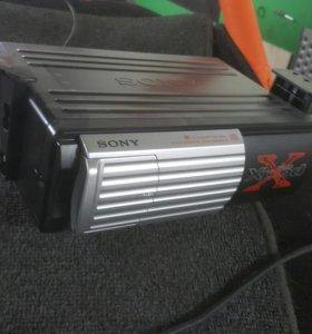 CD  ченджер Sony CDX-646X