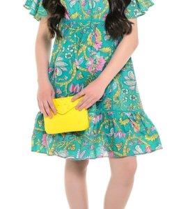 Новое   хлопковое платье Sela
