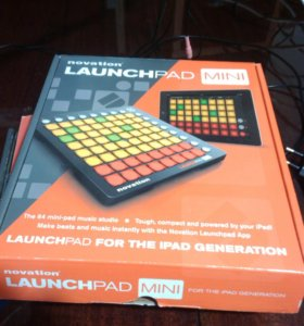 Midi-контроллер Novation Launchpad mini