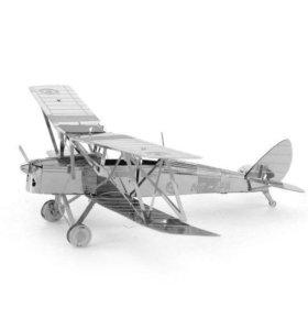 Истребитель Tiger Moth