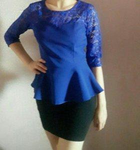 Красивая новая блузка