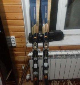 Горные лыжи ATOMIC M2TRON 152см