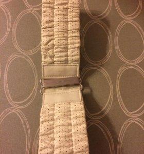 Armani Jeans ремень кожаный