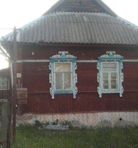 Дом деревянный. 56 км. Соток 13
