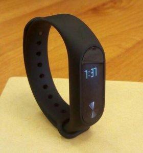 Новый умный фитнес-браслет Xiaomi band 2
