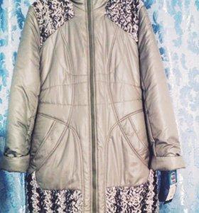 Дубленка/зимнее пальто
