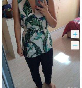Блузка Zara р. S