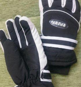 Перчатки на мальчика