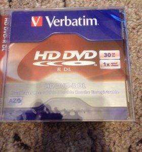 HD DVD R-DL 30 Gb