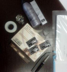 Материалы для ламинирования ресниц