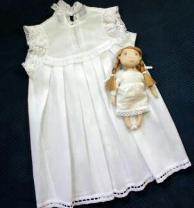 Крестильное платье Забава