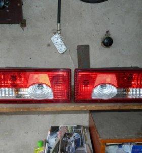 Задние фонари ваз 2114-15