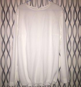 Блузка 46,48 размера
