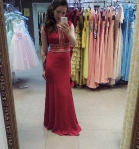 Красное платье. Новое