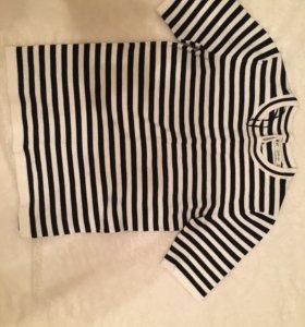 Свитер-футболка zara