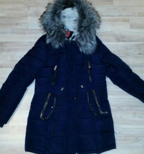 Куртка зимняя р.46-48