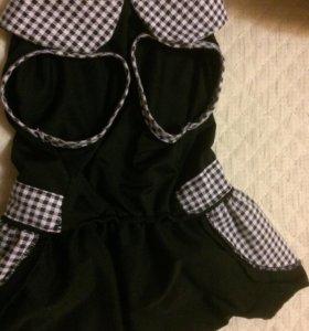 Красивое платье для небольшой собаки