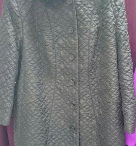 Новое пальто 58-62